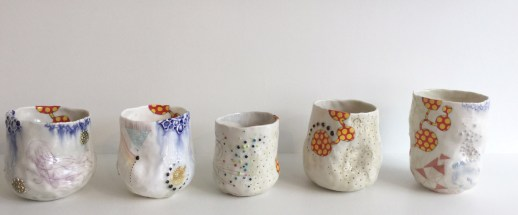 Sarah Magar New Cups