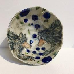 Trudy Skari Bear Bowl