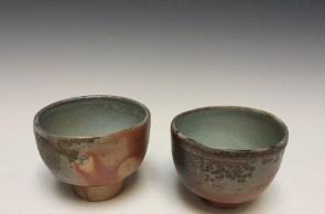 Sake Cups by Gregg Edelen