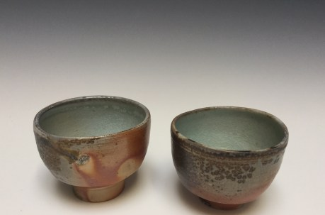 Sake Cups by Gregg Edelen