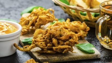 pakora first friday