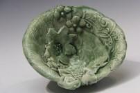 Bowl by Trudy Skari