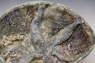 Tidepool Bowl by Trudy Skari