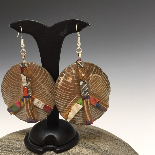 Paul Guillemette, Peace Earrings