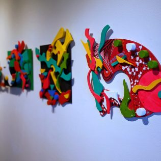 Young-Voices-3-d-Paintings