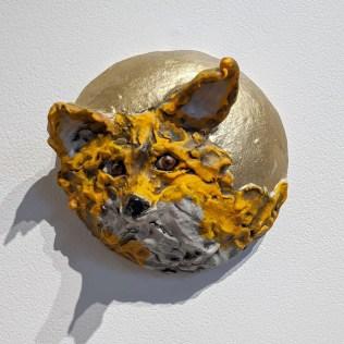 Iconic Fox by Trudy Skari