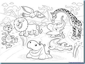 The Selfish Crocodile ~ Kindergarten Literature Unit