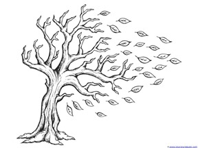 coloring pages of trees # 91