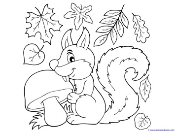 fall coloring pages # 71