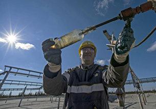 Оператор по добыче нефти и газа.