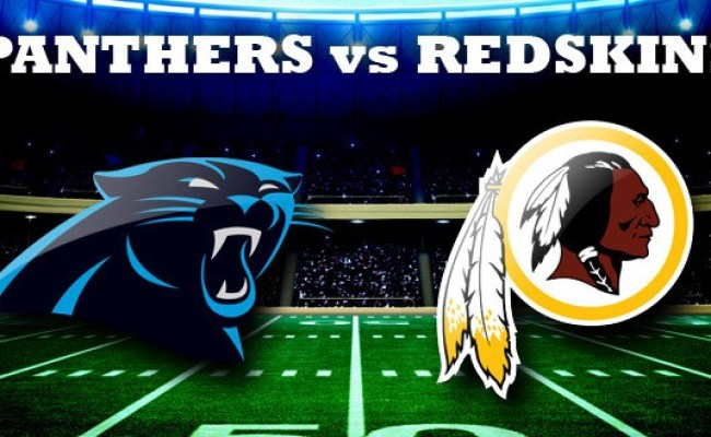 Panthers Vs Redskins Preview And Prediction Get More Sports