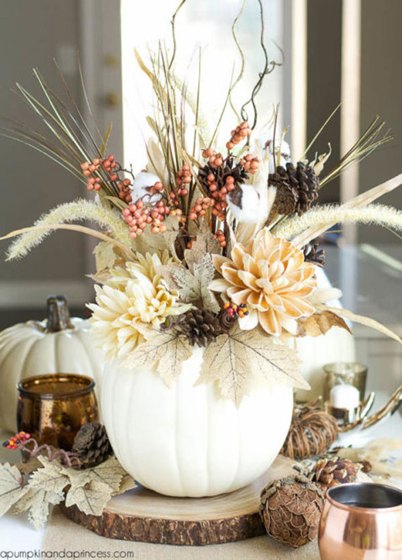 12 Trending Fall Table Décor Ideas