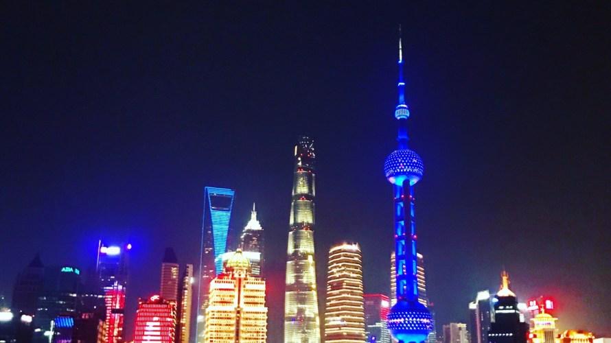上海にて感じたこと