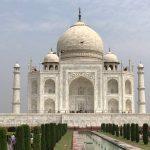 インド旅行記④ アーグラでタージマハールにて
