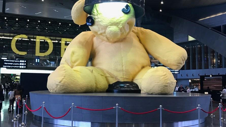カタールを観光するなら、カタール航空のトランジットがオススメ!!