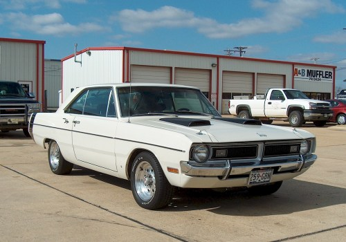 small resolution of the 3 above pictures are a 1970 dodge dart swinger a body
