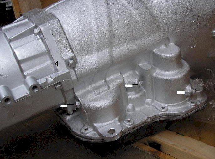 And Dodge Fourspeed Automatic Transmission Torque Converter Disabling