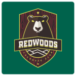Redwoods rounded Icon