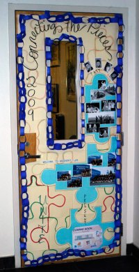 Winners Announced in Homecoming Door-Decorating Contest