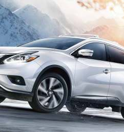 2019 nissan murano exterior view pearl white [ 1280 x 640 Pixel ]