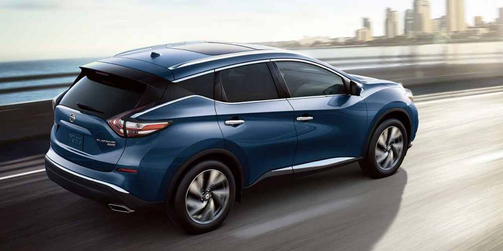 medium resolution of 2019 nissan murano platinum awd suv