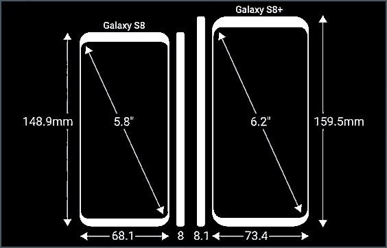 galaxys8-s8plus-raznica-razmer