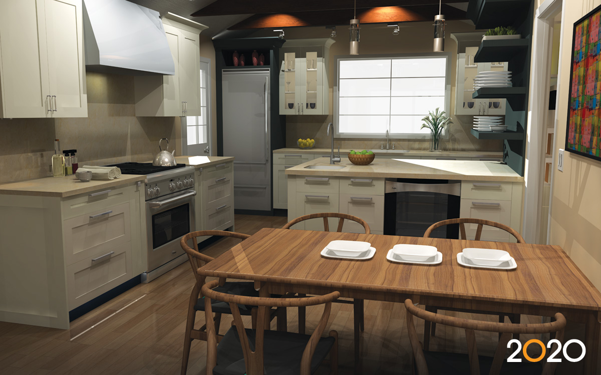 Free Virtual Kitchen Design Software
