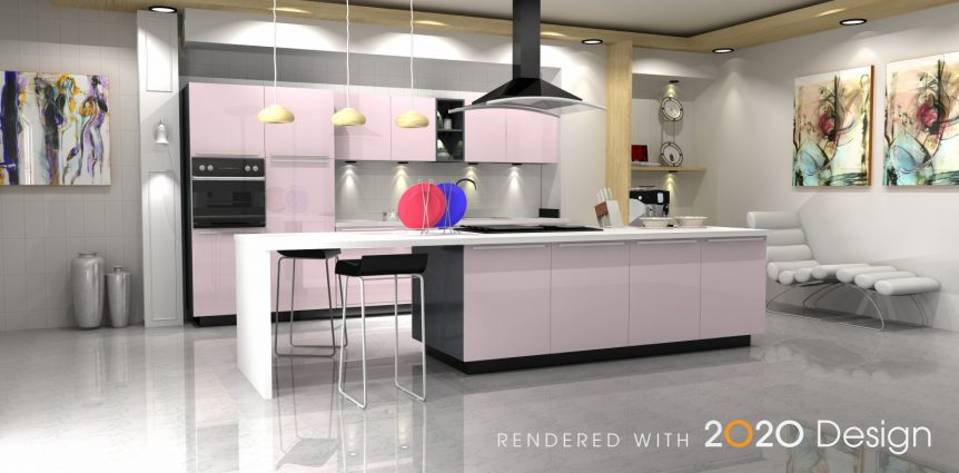 2020 Announces Cloudbased Delivery of Kitchen Design Software
