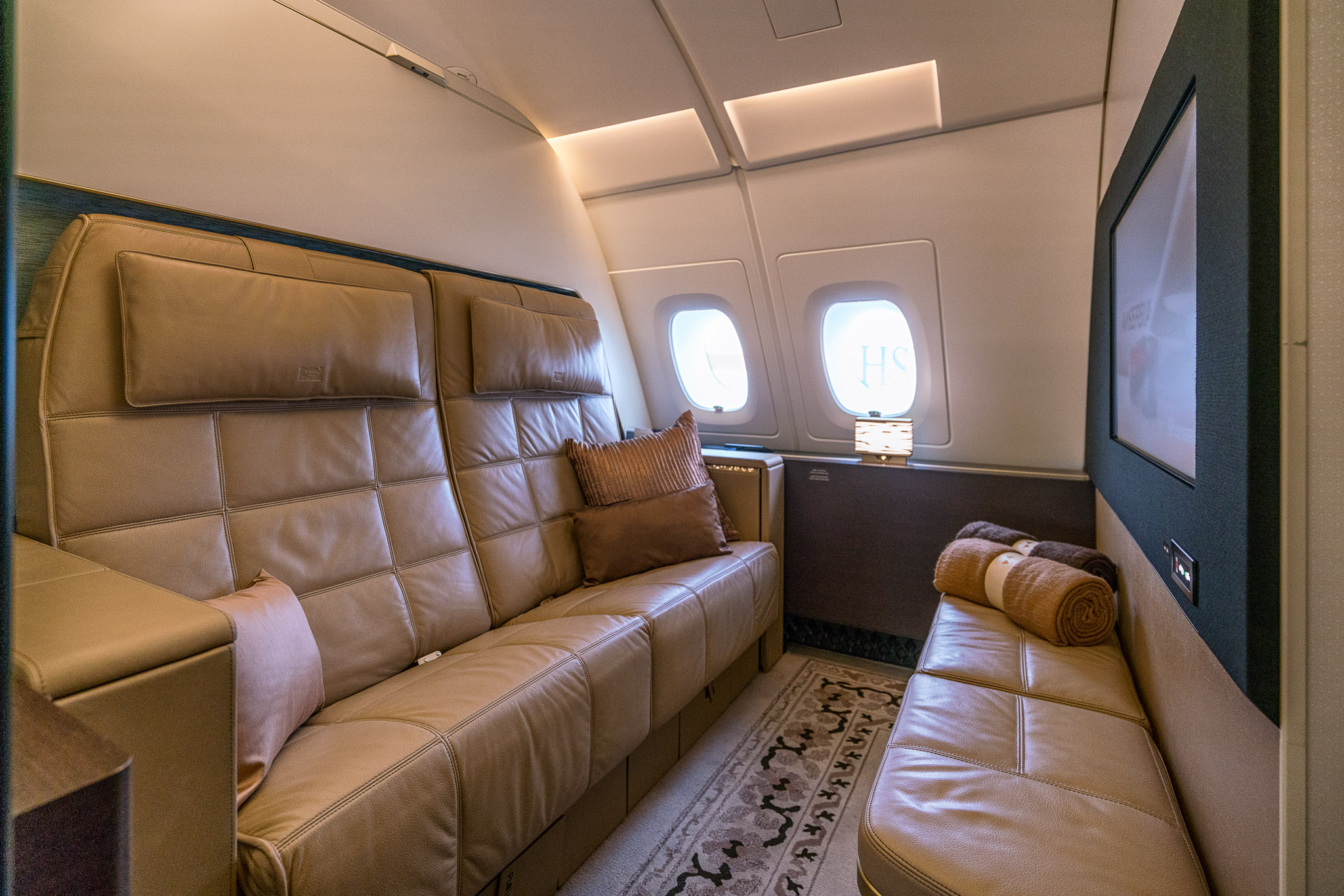 Etihad A380 First Class Apartment Review  Andys Travel Blog