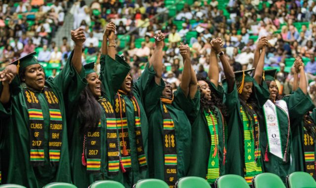 FAMU Named No. 1 and No. 2 Top Producer of African-American Bachelor's and Doctoral Degrees in the Nation