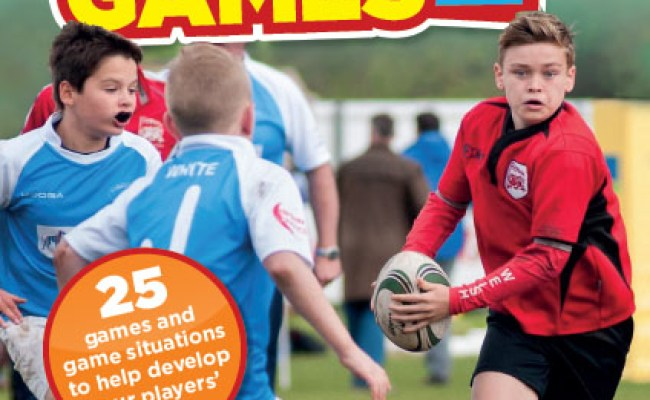 Fun Rugby Games For 9 To 11 Year Olds Rugby Coach Weekly
