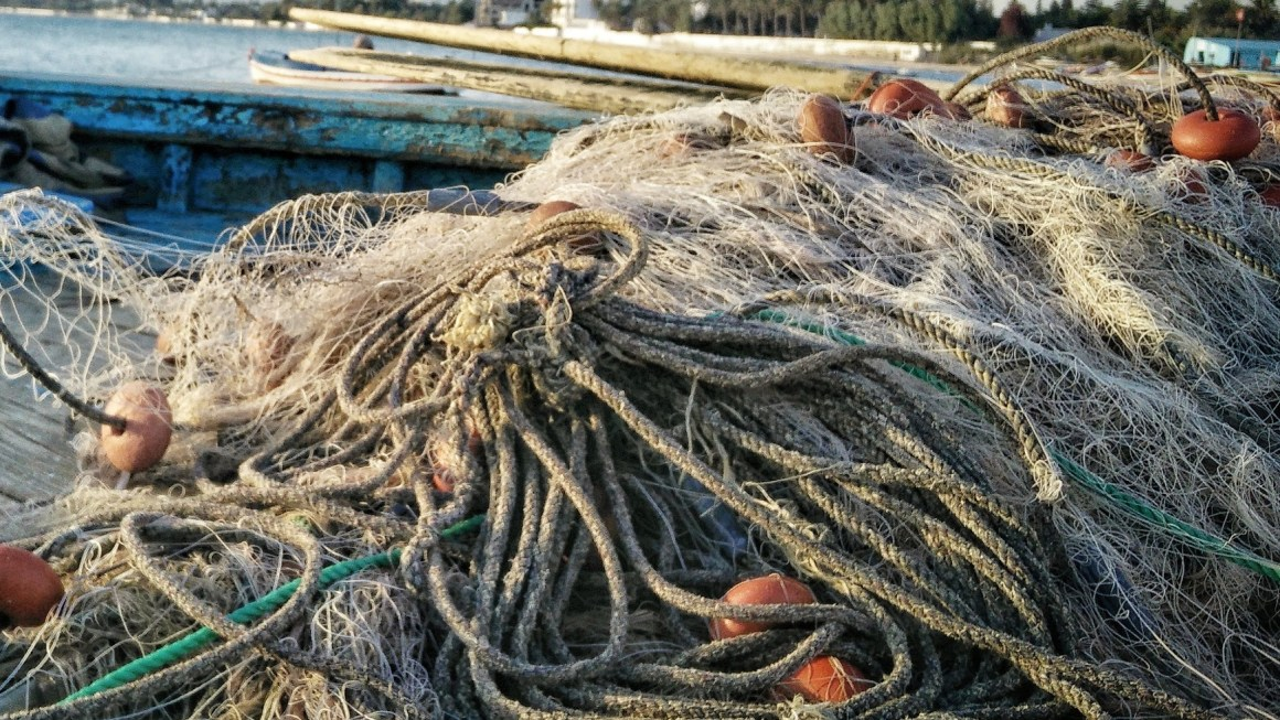 Samoan Proverb – Sorted like a fishing net in the morning