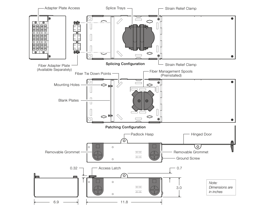 medium resolution of diagrams dimensions components