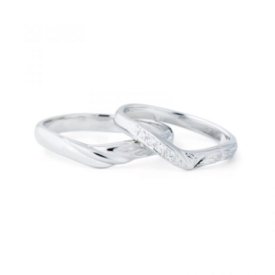 OPUA:雲|privatebeach 結婚指輪