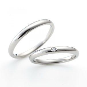 LG015PR LG016PR ラザールダイヤモンド 結婚指輪