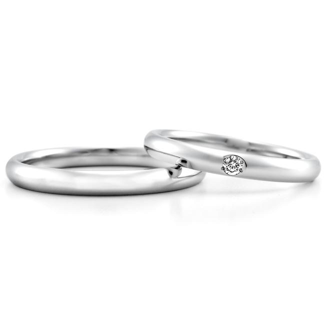 ロイヤルアッシャー 結婚指輪