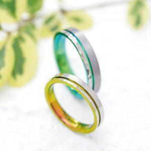 SORA ソラ 結婚指輪 ホライズン