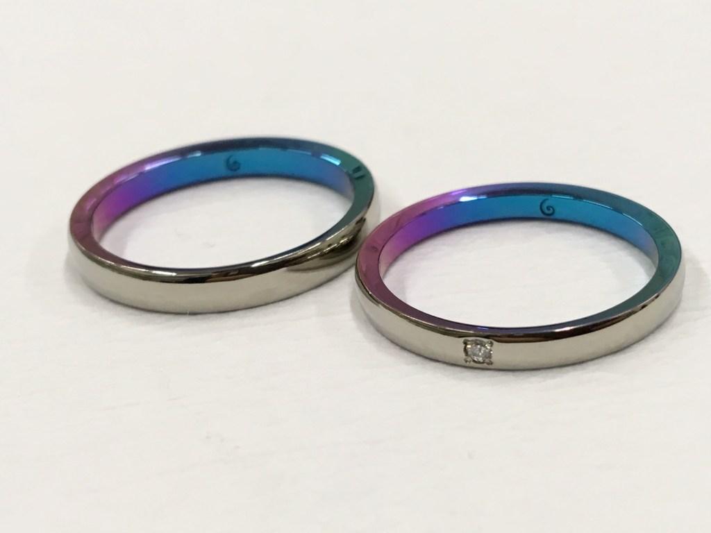 ソラ ヌーボラ 結婚指輪