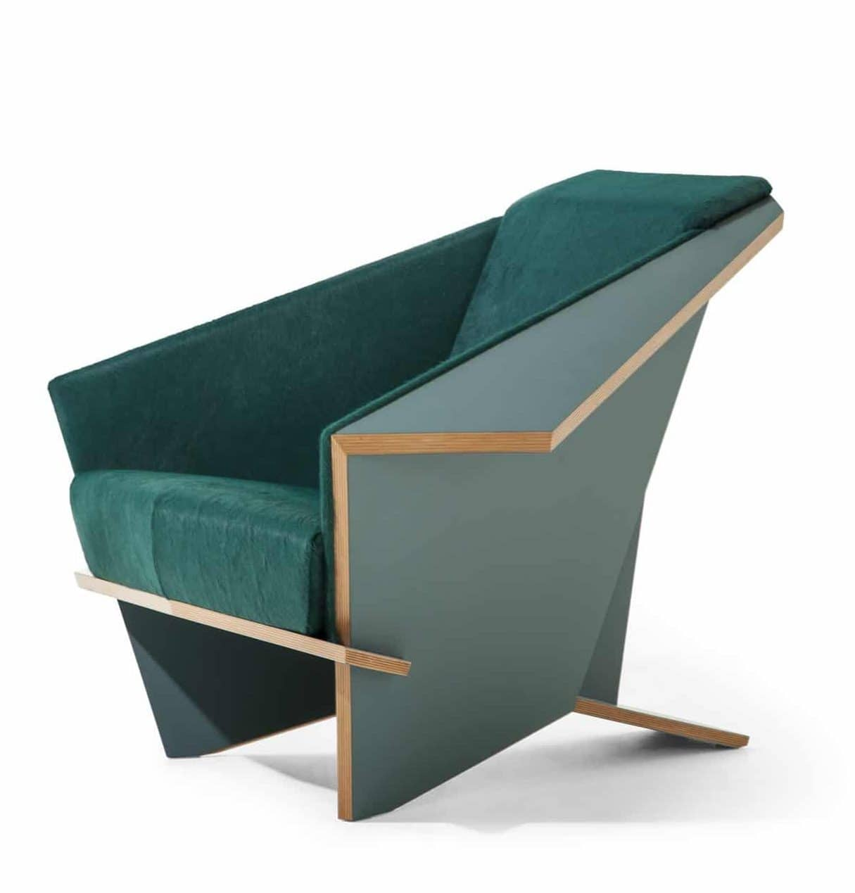 frank lloyd wright chairs upholstered dining with arms uk cassina foundation partner to bring designed photo by s p a