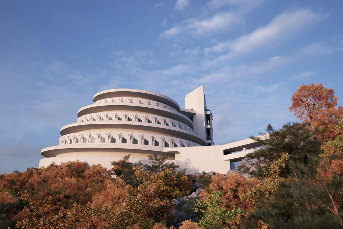 Architect Gives New Life To Frank Lloyd Wright S