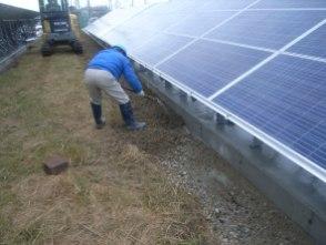 富来太陽光発電所
