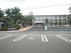 町立富来中学校改修