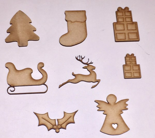 Assorted Gift Tag Set