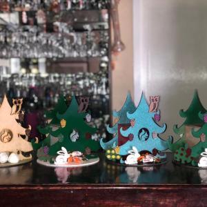 Range of Christmas sweet Boxes