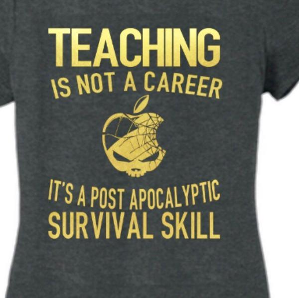 teacher apocolypse