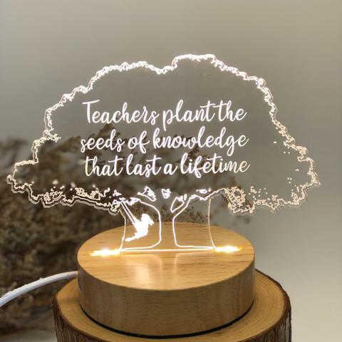 Teacher Light
