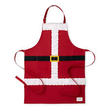 Santa Outfit Apron