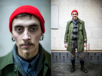 26) Leonid, 25, electrician, Crimea, no children