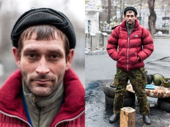 29) Ilya, 31, police dog handler, Dnipropetrovsk region, no children