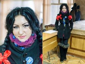 44) Anna, 20, student, information technology, Brovarskyi area, no children